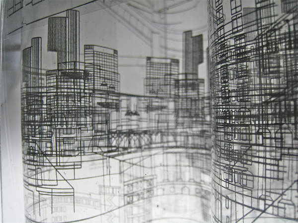 Heather tribe manchester school of art degree show 2012 for Printing architectural drawings