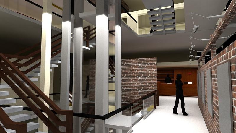 elmira omidvar manchester school of art degree show 2012
