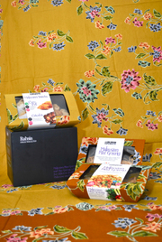 Joe Abd Rahman - Rahsia-Batik Food packaging