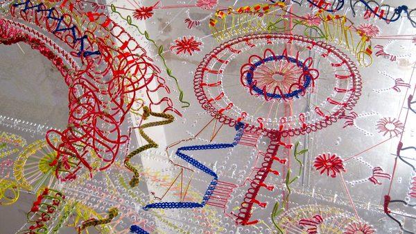 Bella may leonard manchester school of art degree show