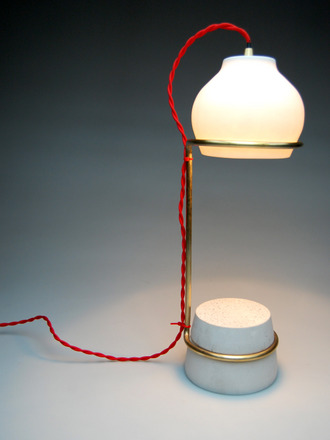 Jessica Swallow - Halo- Table Light