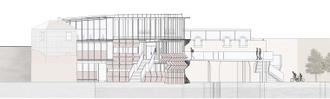 Evelyne Williams - Wellbeing Centre Approach_ Elevation