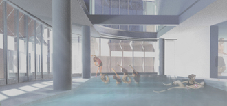 Evelyne Williams - Wellbeing Centre Water Therapy_Main Pool