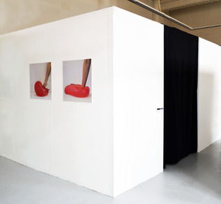 Natasha Price - Degree Show Setup, June 2014