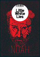 Michael Chan - Little White Lies publication cover 'Noah' themed.
