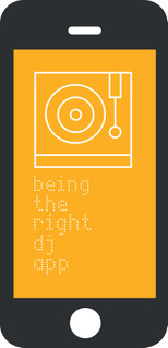 Matthew Edgar - Being The Right Dj App Title Page