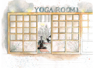 Caroline Beatty - First floor, Yoga room 1