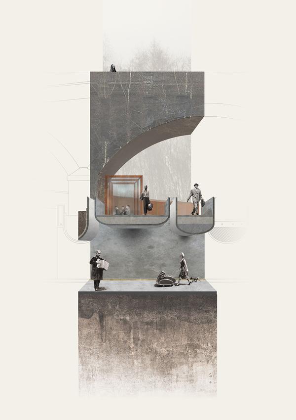 Work by Cecilia Morgan