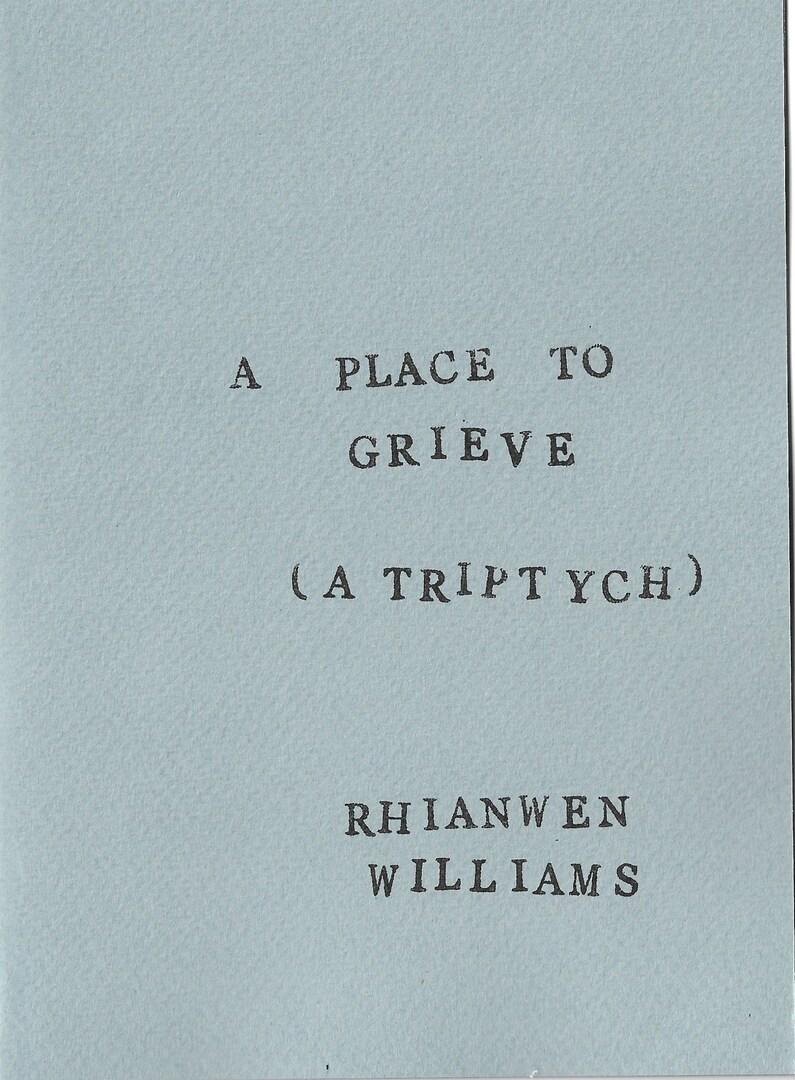 Work by Rhianwen Williams