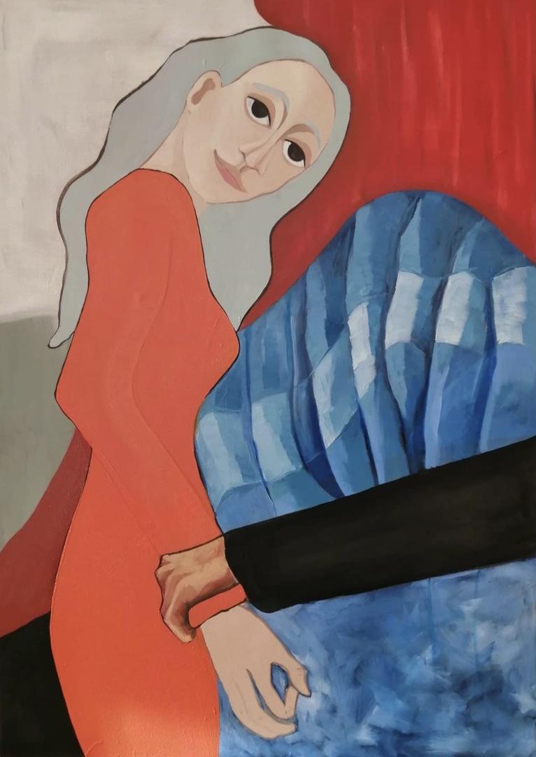 Work by Madeleine Johnson