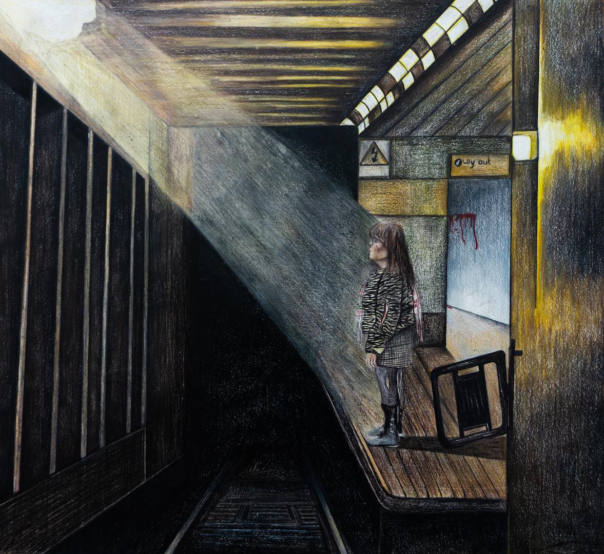 Work by Aaron Warris