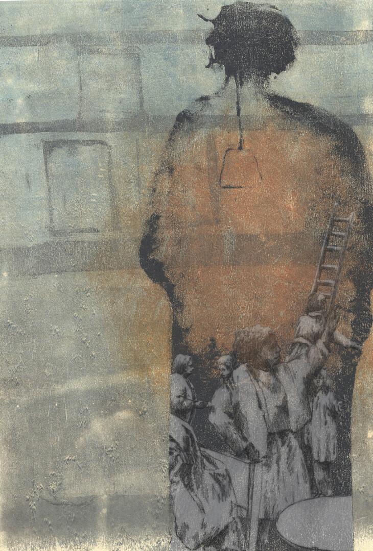 Work by Emily Davies