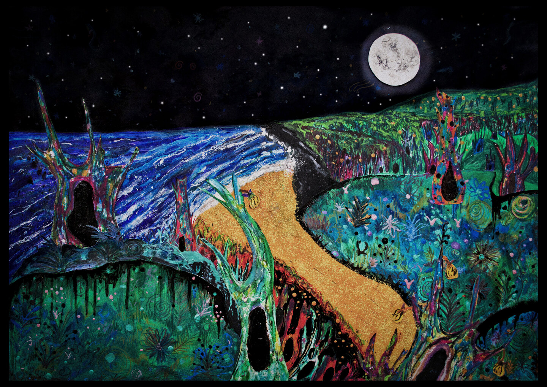 Work by Rachel Elizabeth Ward