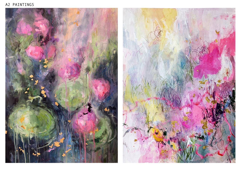 Work by Emily Sharp