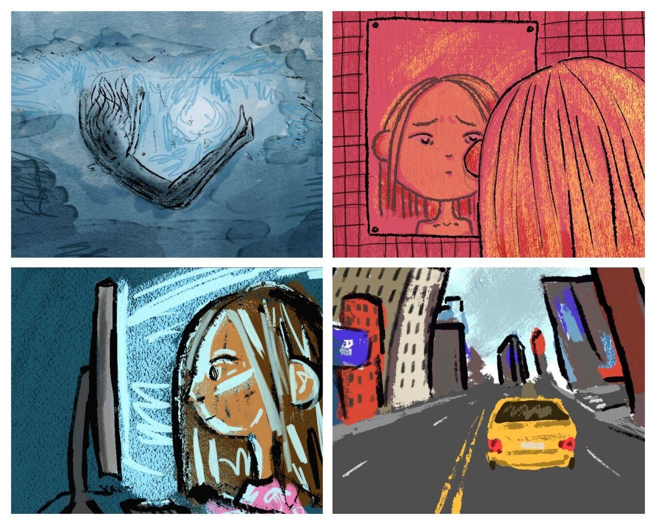 Work by Emma Kay Smith