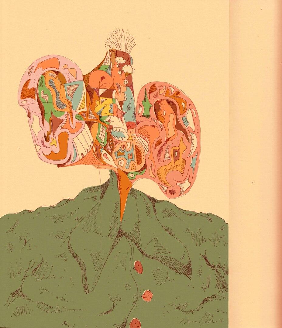 Work by Finlay Gaspar