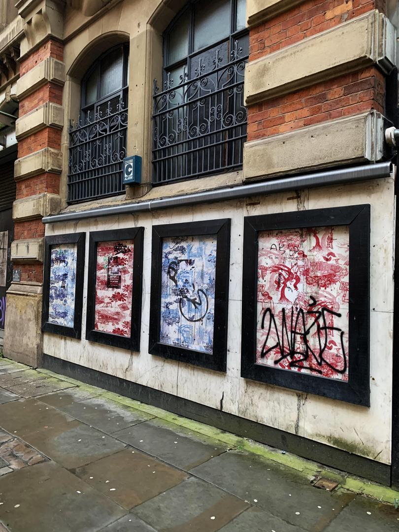 Work by Briony-Rose Murtagh
