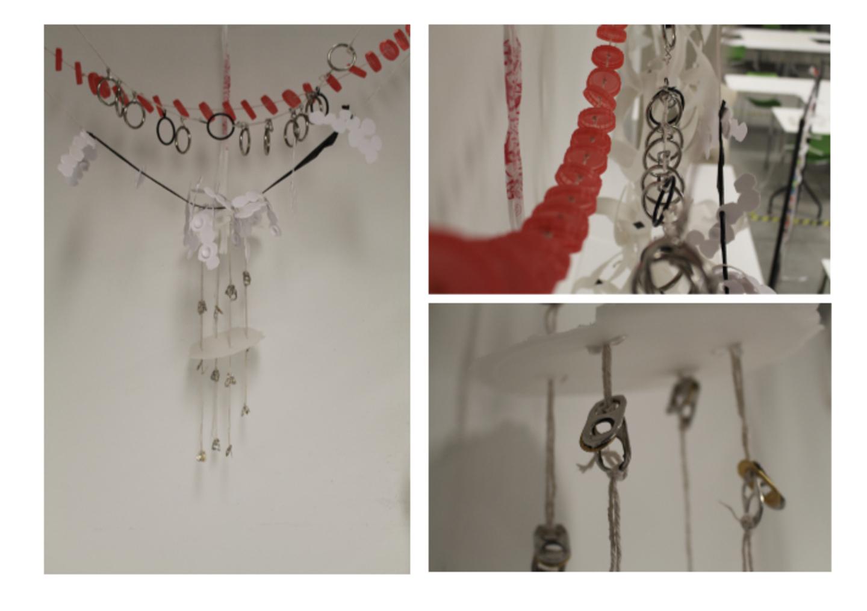 Work by Annabel Clegg