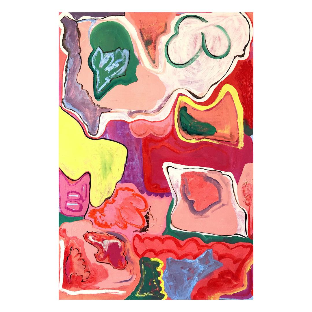 Work by Jessica Dartnall